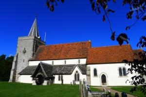 Holy Cross Church, Binsted